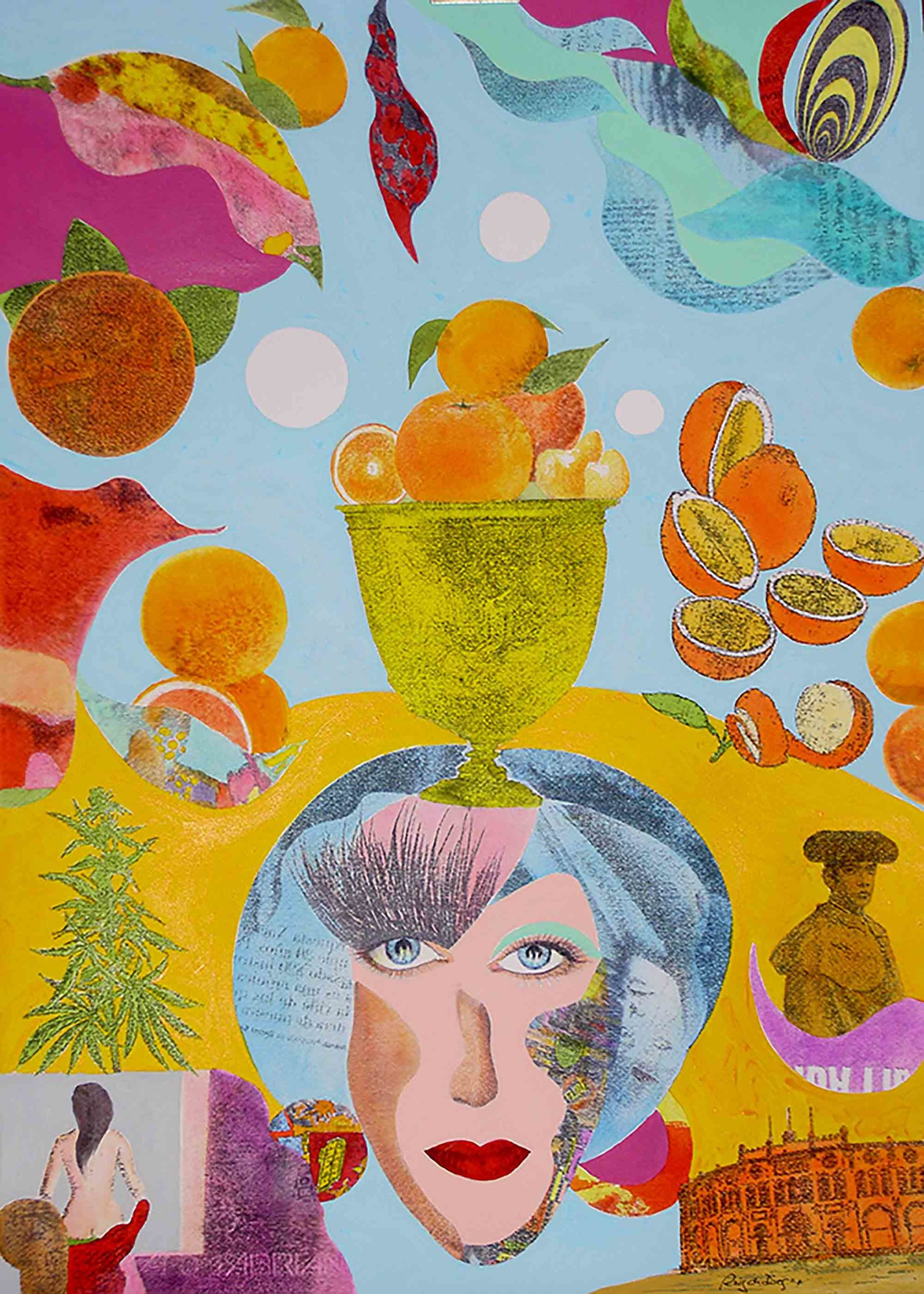 Sueño de las naranjas ácidas